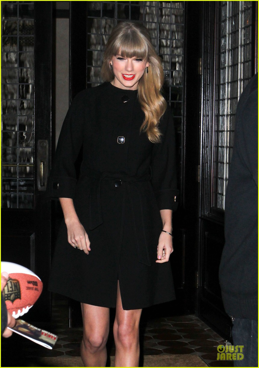 taylor swift& harry styles leave same hotel separately 022771491