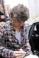 taylor swift& harry styles leave same hotel separately 14