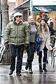 uma thurman arpad busson snow aspen stroll with maya 01