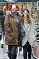 uma thurman arpad busson snow aspen stroll with maya 18