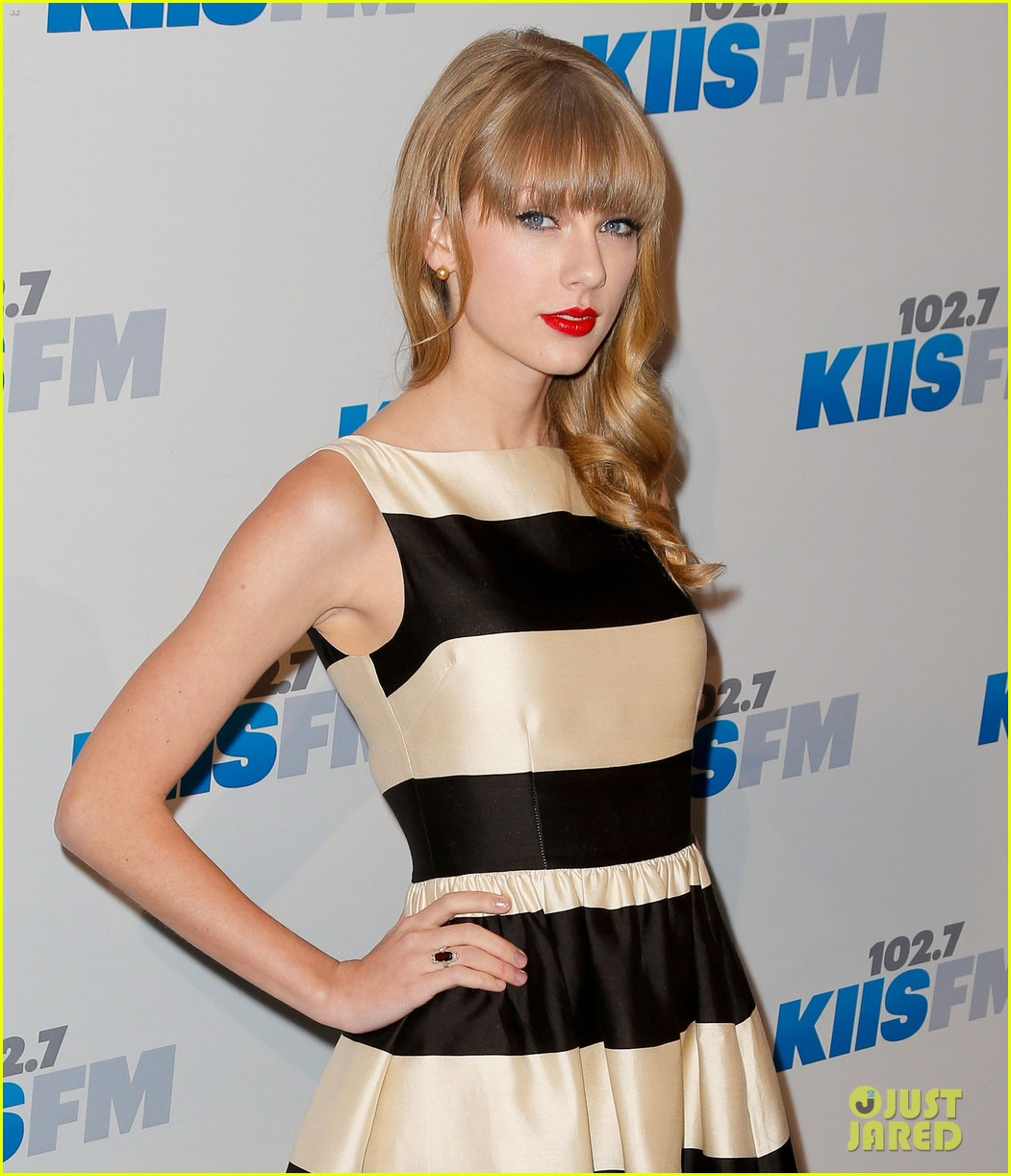taylor swift kiis fm jingle ball 02