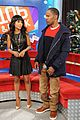 kerry washington & jamie foxx 106 & park appearance 10