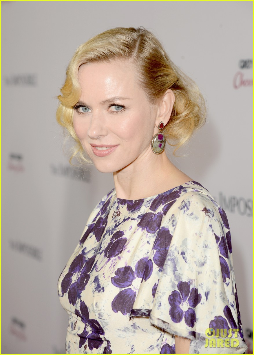 naomi watts ewan mcgregor the impossible premiere 182773437