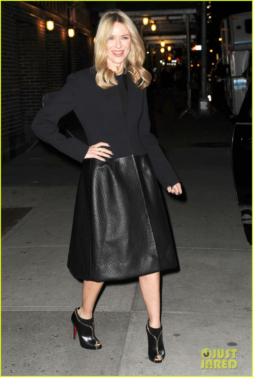 naomi watts late show with david letterman appearance 172779040