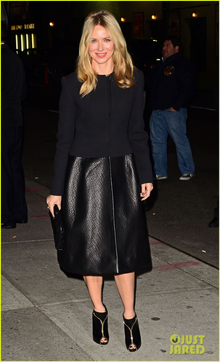 naomi watts late show with david letterman appearance 192779042