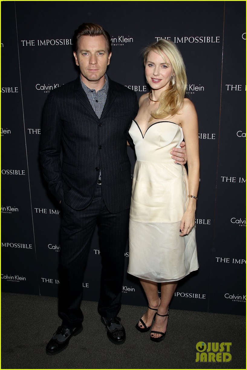 naomi watts ewan mcgregor impossible ny screening 05