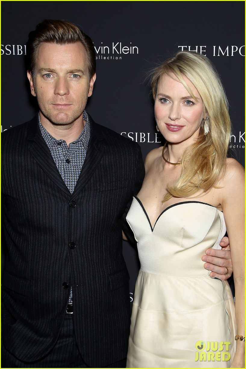 naomi watts ewan mcgregor impossible ny screening 18