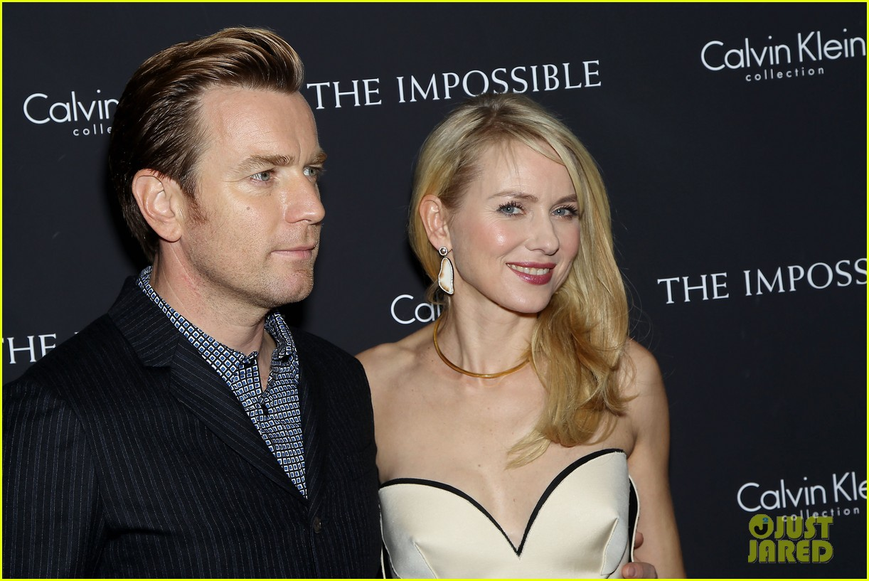 naomi watts ewan mcgregor impossible ny screening 21