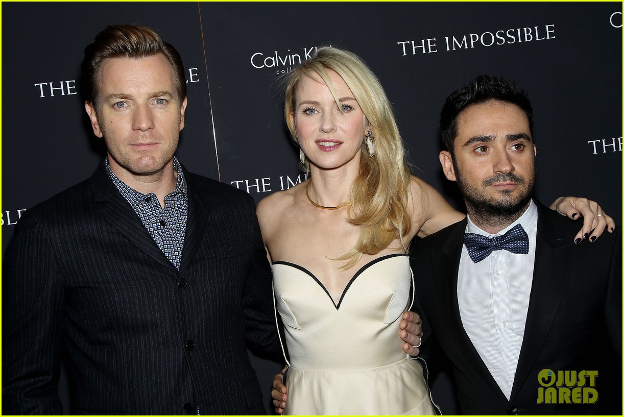 naomi watts ewan mcgregor impossible ny screening 222774772
