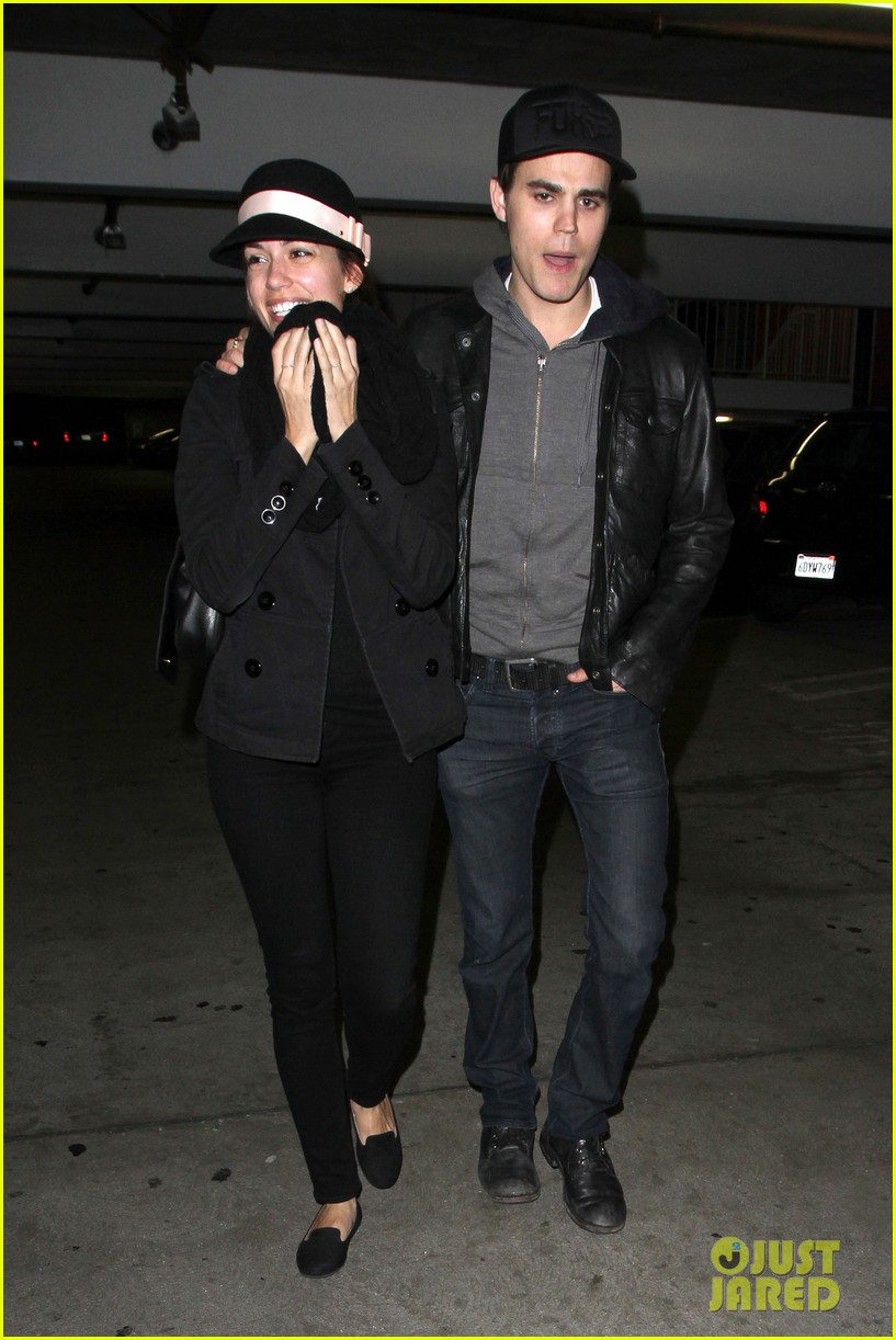 paul wesley torrey devitto les miserables date night 052781299