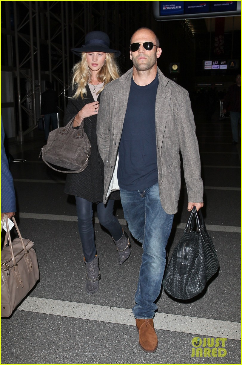rosie huntington whiteley jason statham lax couple 092773563