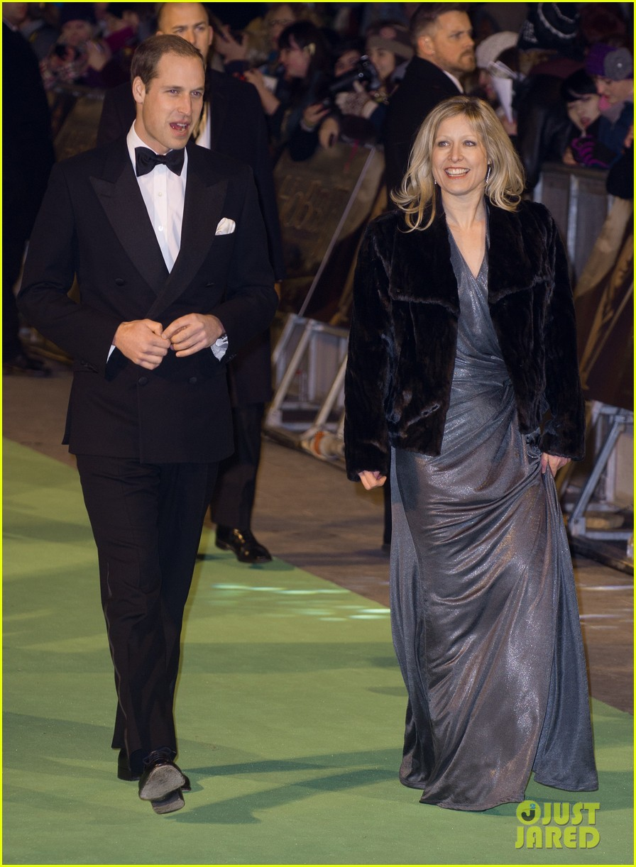 prince william hobbit premiere without kate middleton 022774595