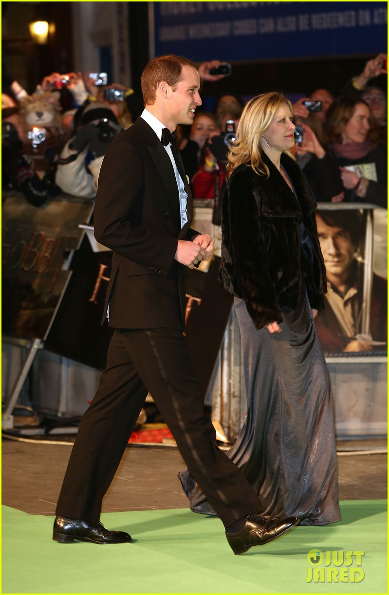 prince william hobbit premiere without kate middleton 062774599