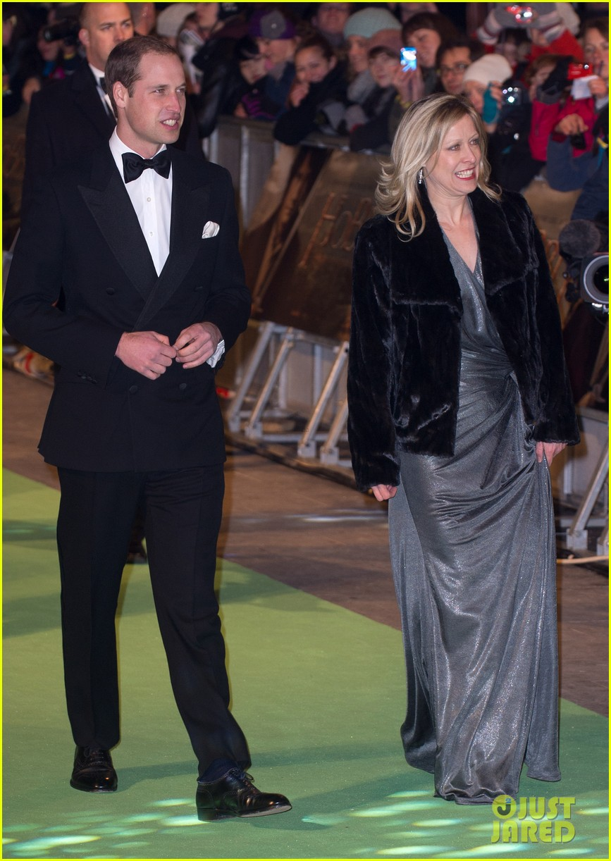 prince william hobbit premiere without kate middleton 092774602