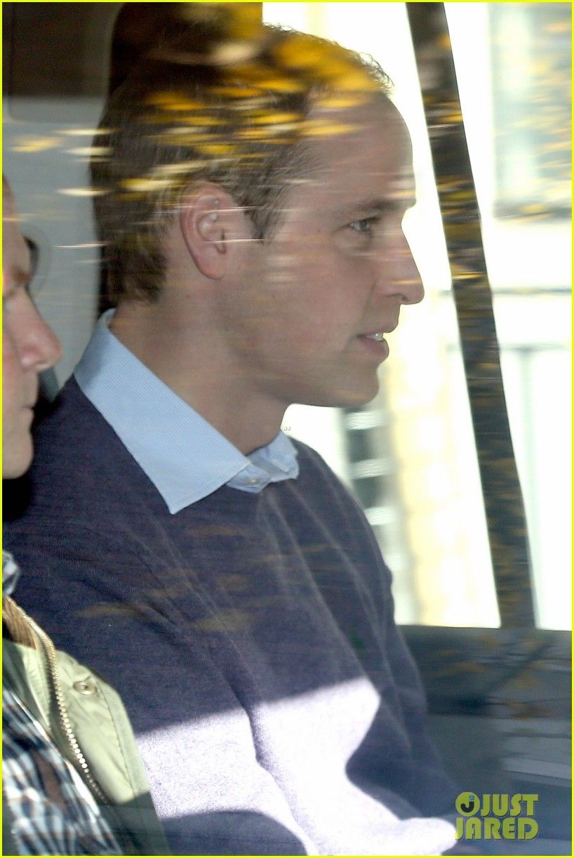 prince william visits pregnant kate middleton in hospital 062769045