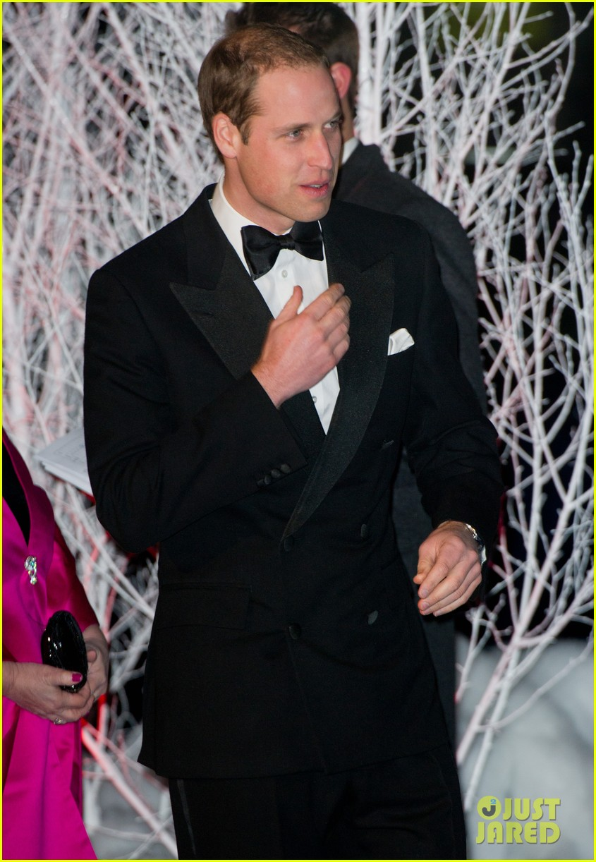 prince william winter whites gala without pregnant kate middleton 04