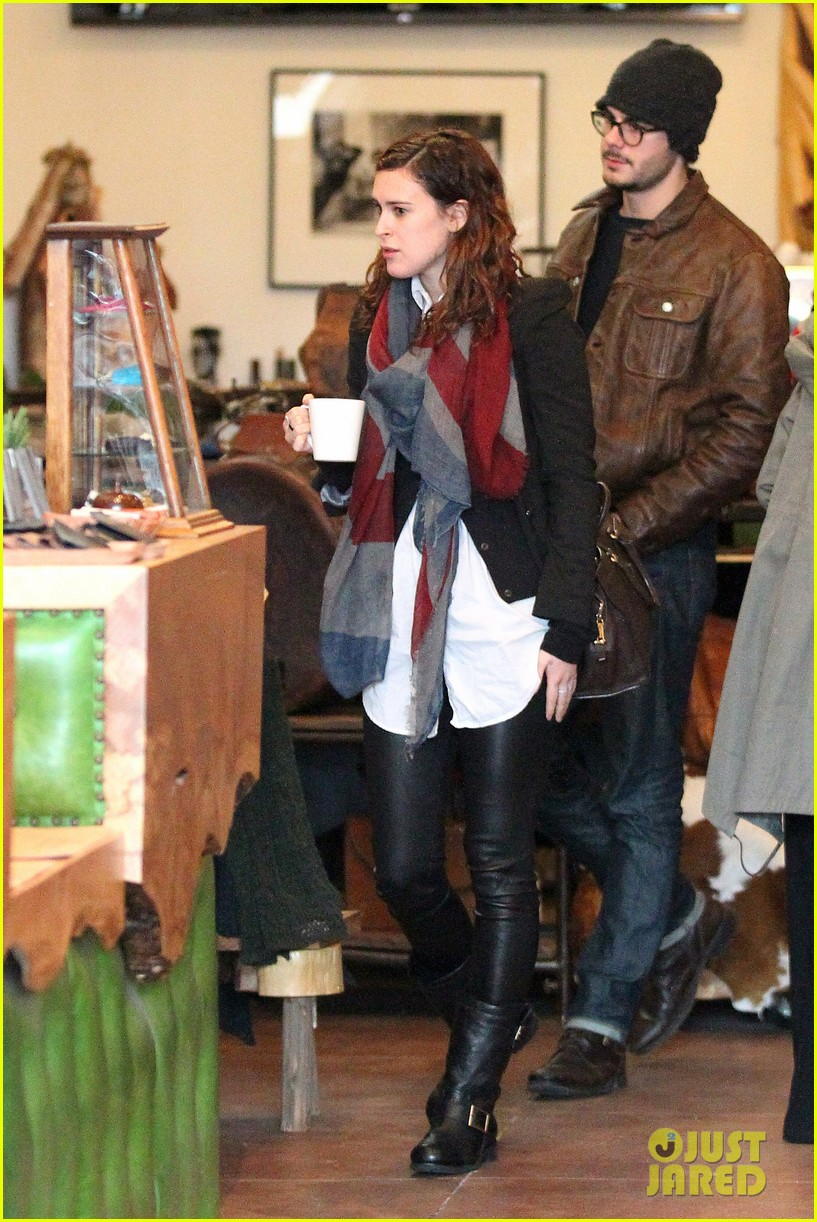 rumer willis jayson blair abbott kinney boulevard shoppers 092782314