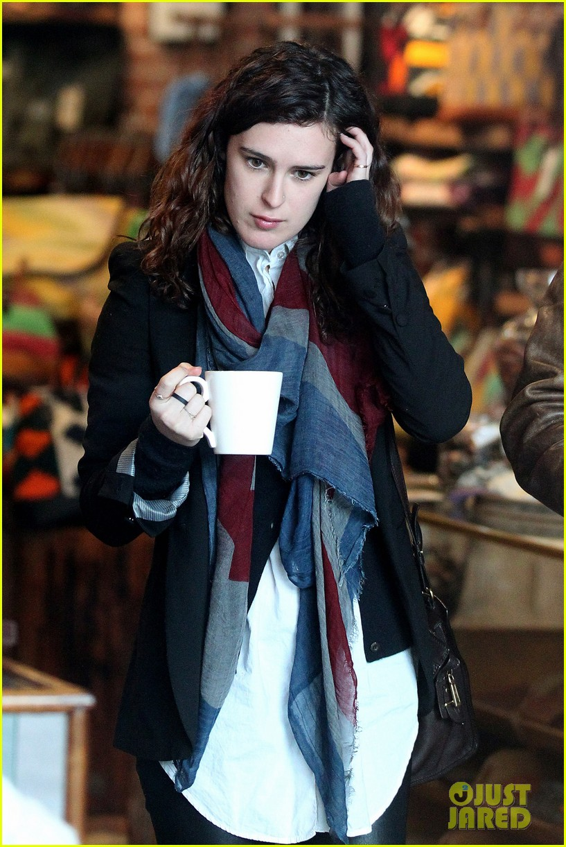 rumer willis jayson blair abbott kinney boulevard shoppers 122782317