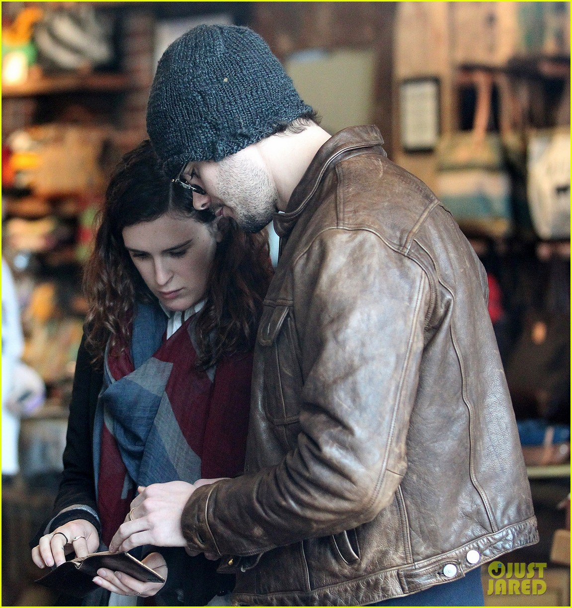 rumer willis jayson blair abbott kinney boulevard shoppers 142782319