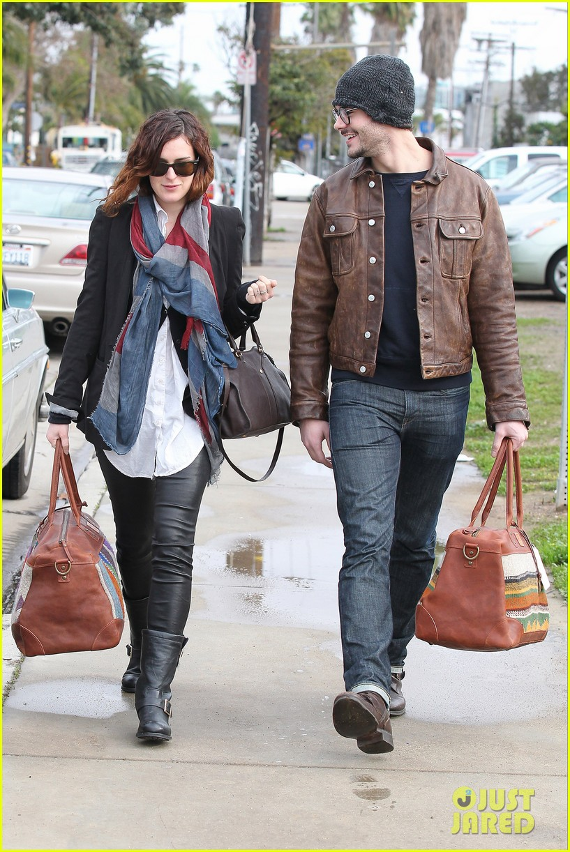 rumer willis jayson blair abbott kinney boulevard shoppers 202782325