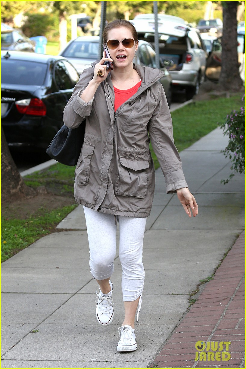 amy adams busy day in west hollywood 062801421