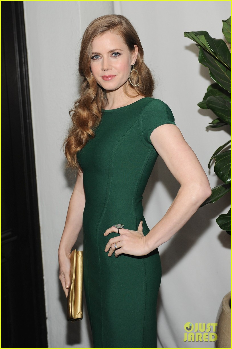 amy adams eddie redmayne w magazine pre golden globes party 06