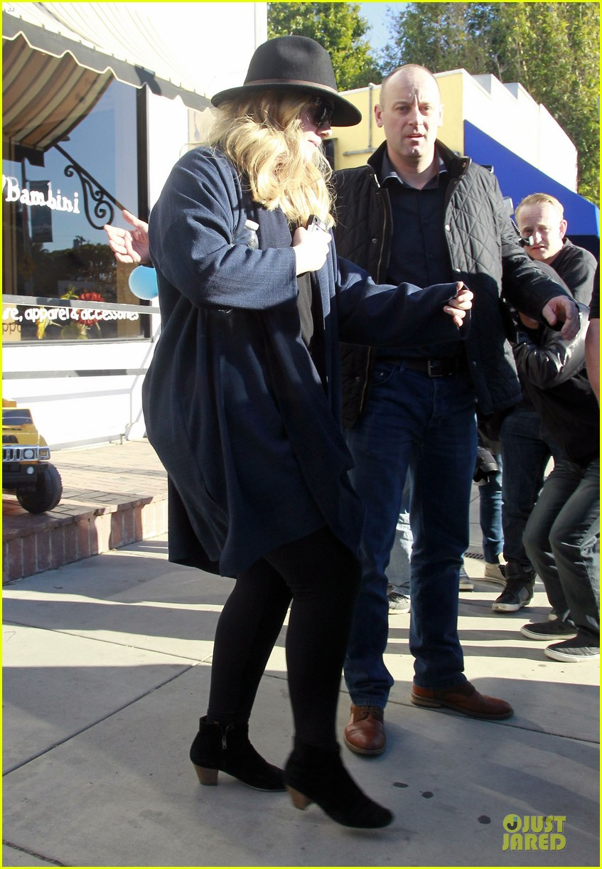adele bambini shopping spree 11