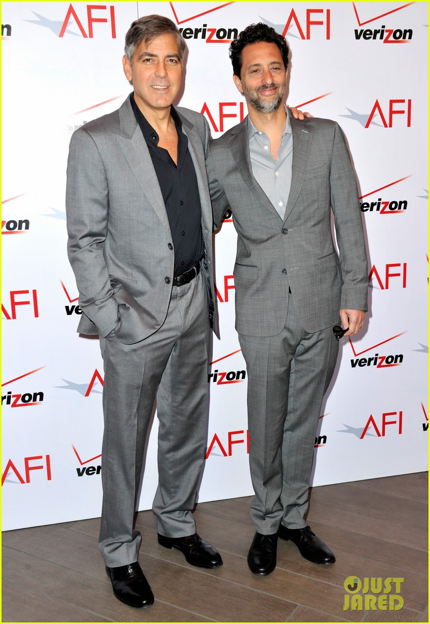 ben affleck george clooney afi awards 2013 red carpet 052789116