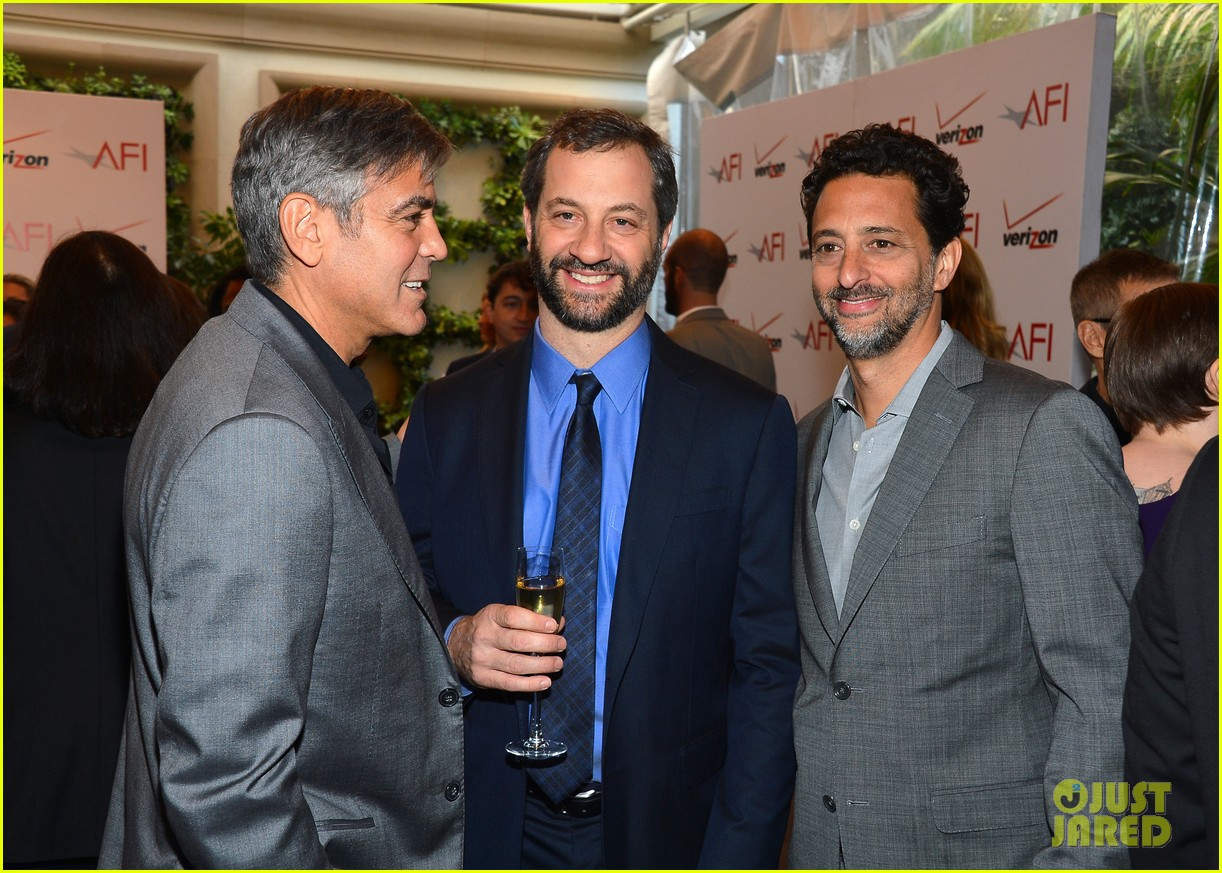 ben affleck george clooney afi awards 2013 red carpet 122789123