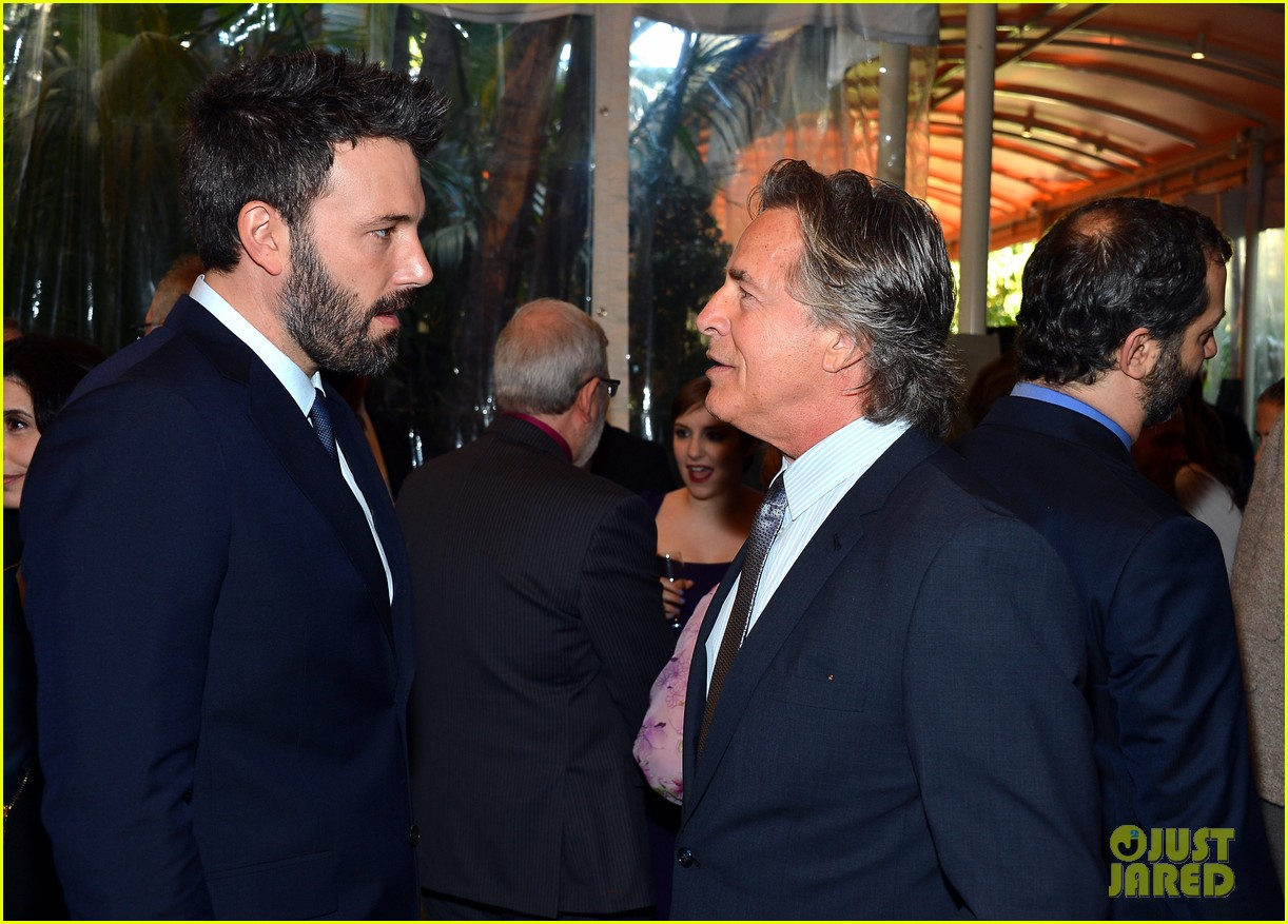 ben affleck george clooney afi awards 2013 red carpet 152789126
