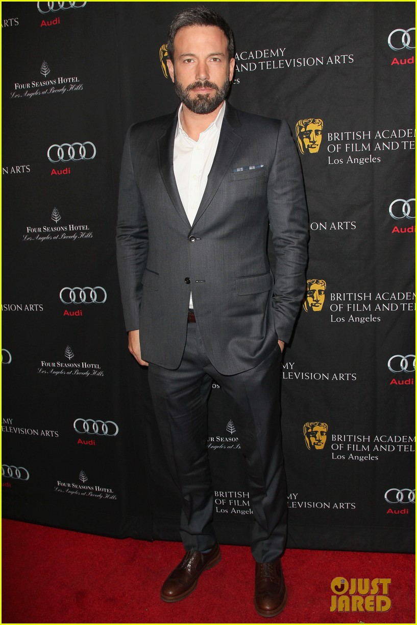 affleck newton bafta tea party 012790006