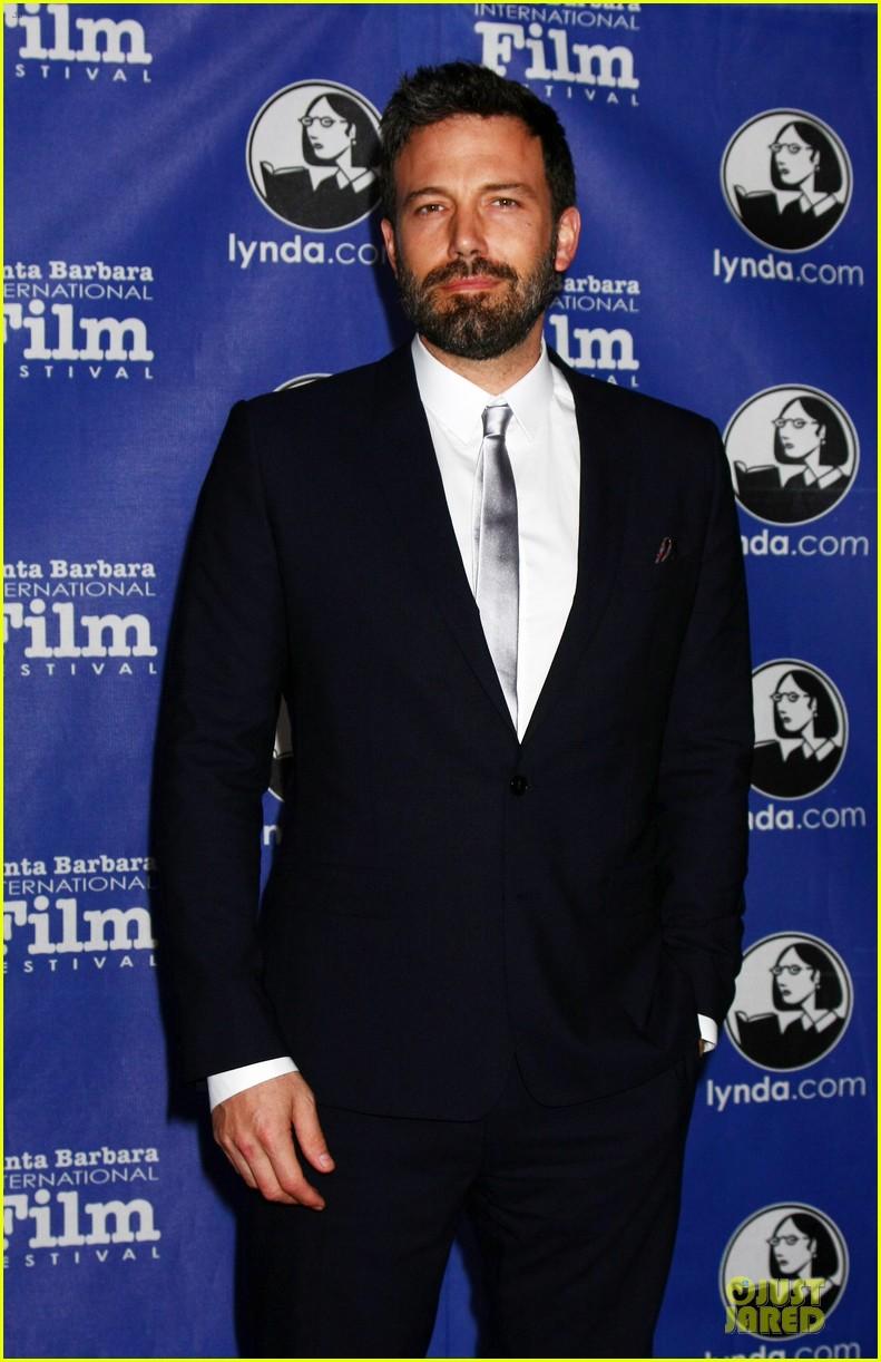 ben affleck santa barbara international film festival modern master award recipient 052798795