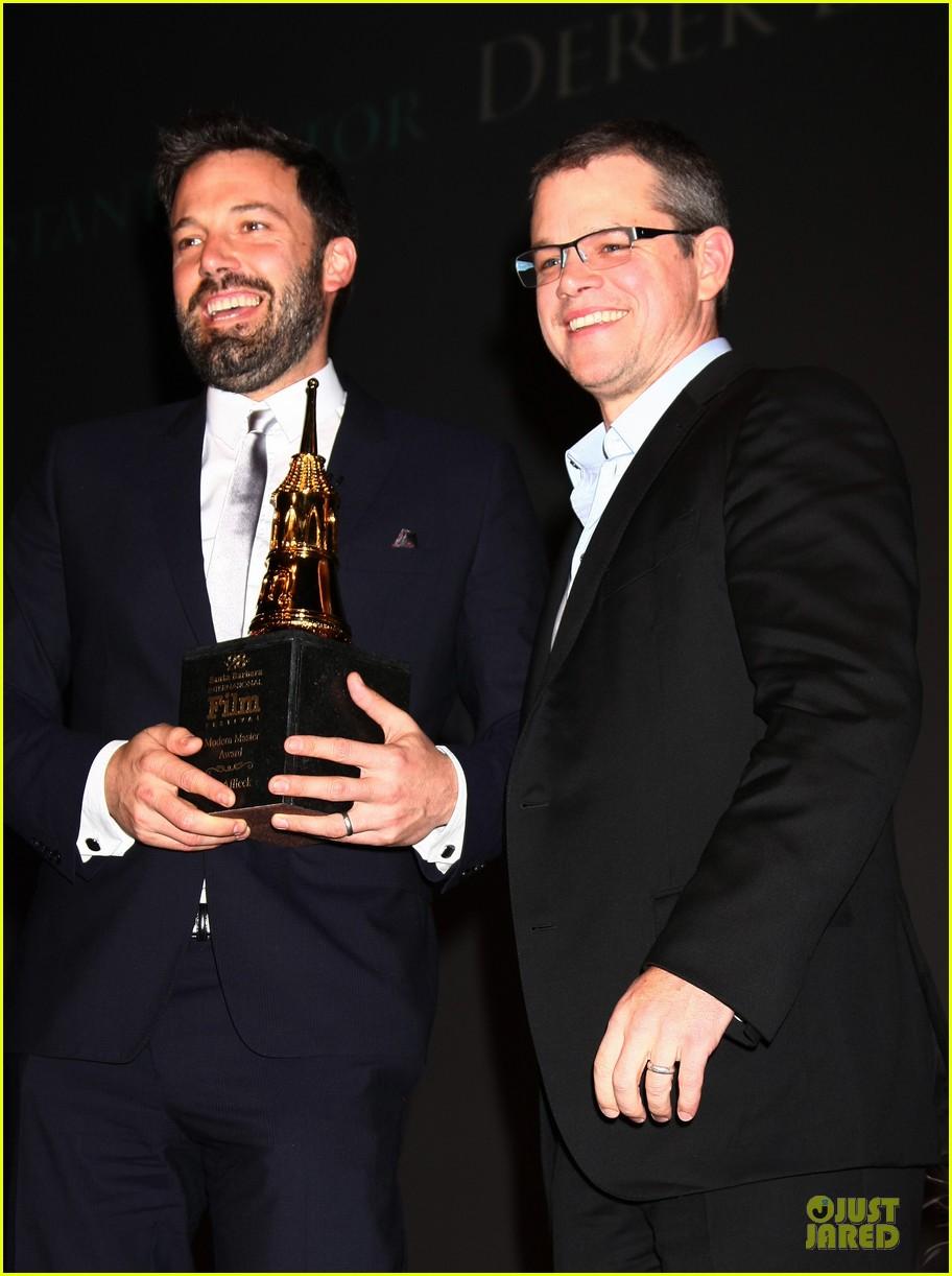 ben affleck santa barbara international film festival modern master award recipient 142798804