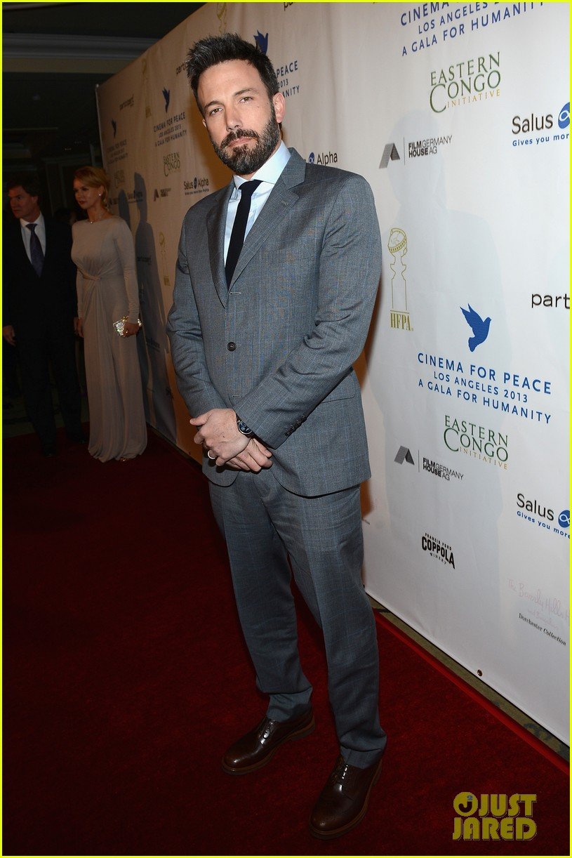 ben affleck thandie newton cinema for peace gala 012789661