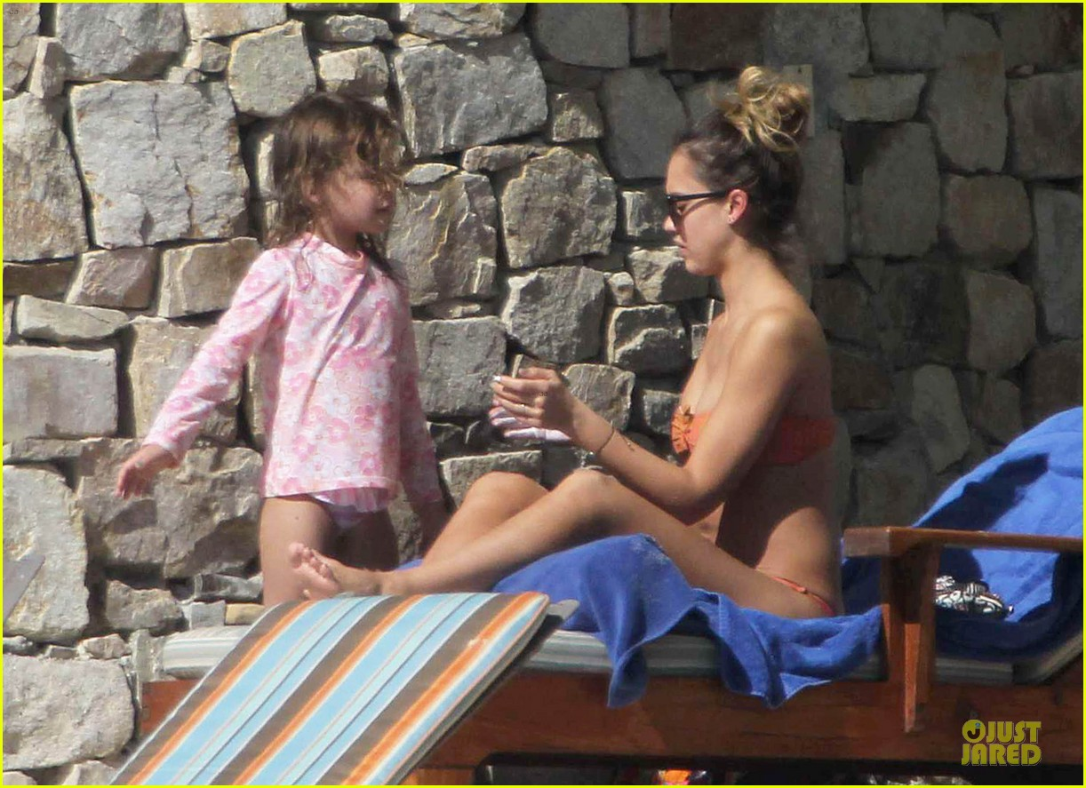jessica alba bikini vacation in cabo san lucas 152784049