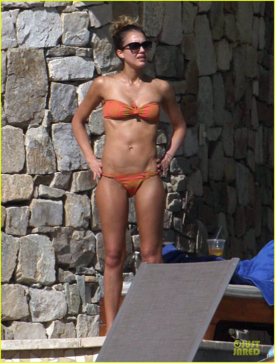 jessica alba bikini vacation in cabo san lucas 292784063