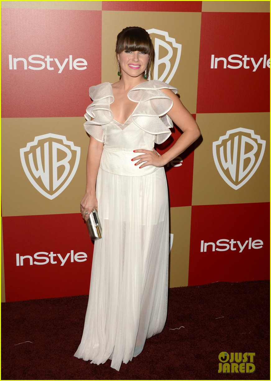jessica alba sophia bush instyle golden globes party 05