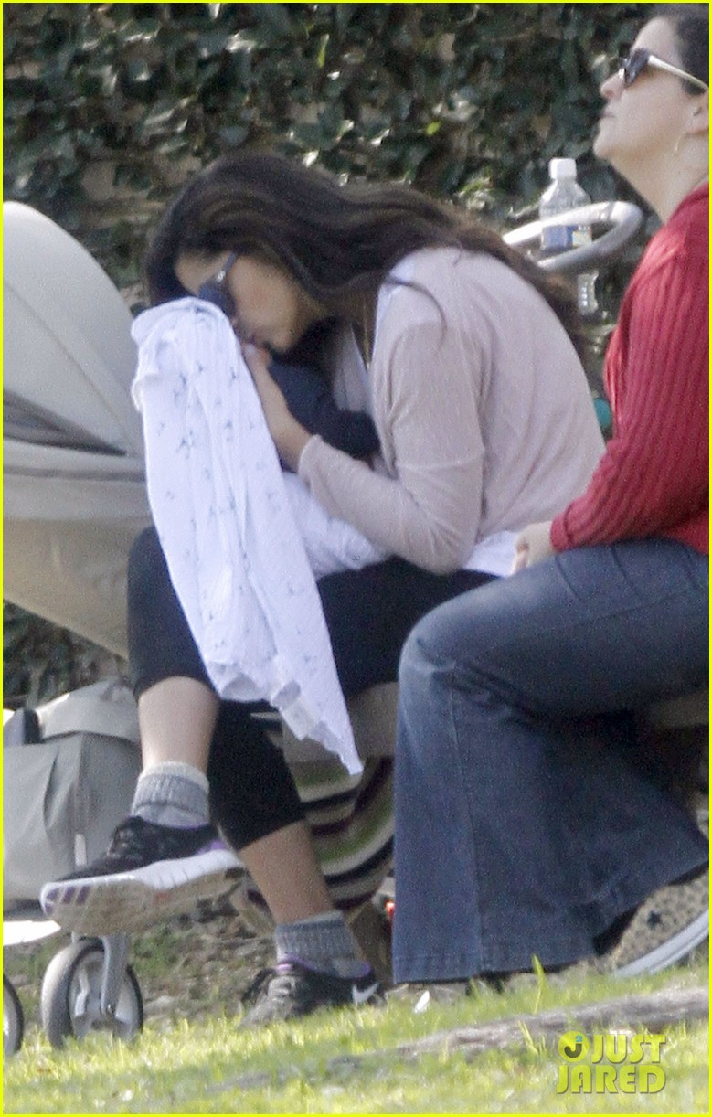 camila alves debuts baby livingston in new orleans 042800702