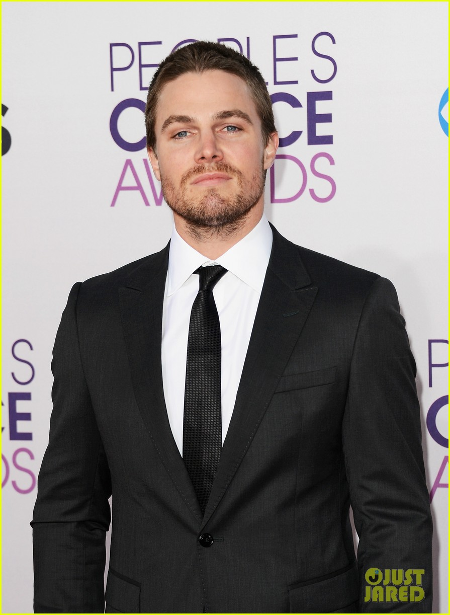 stephen amell jd pardo peoples choice awards 2013 092787688