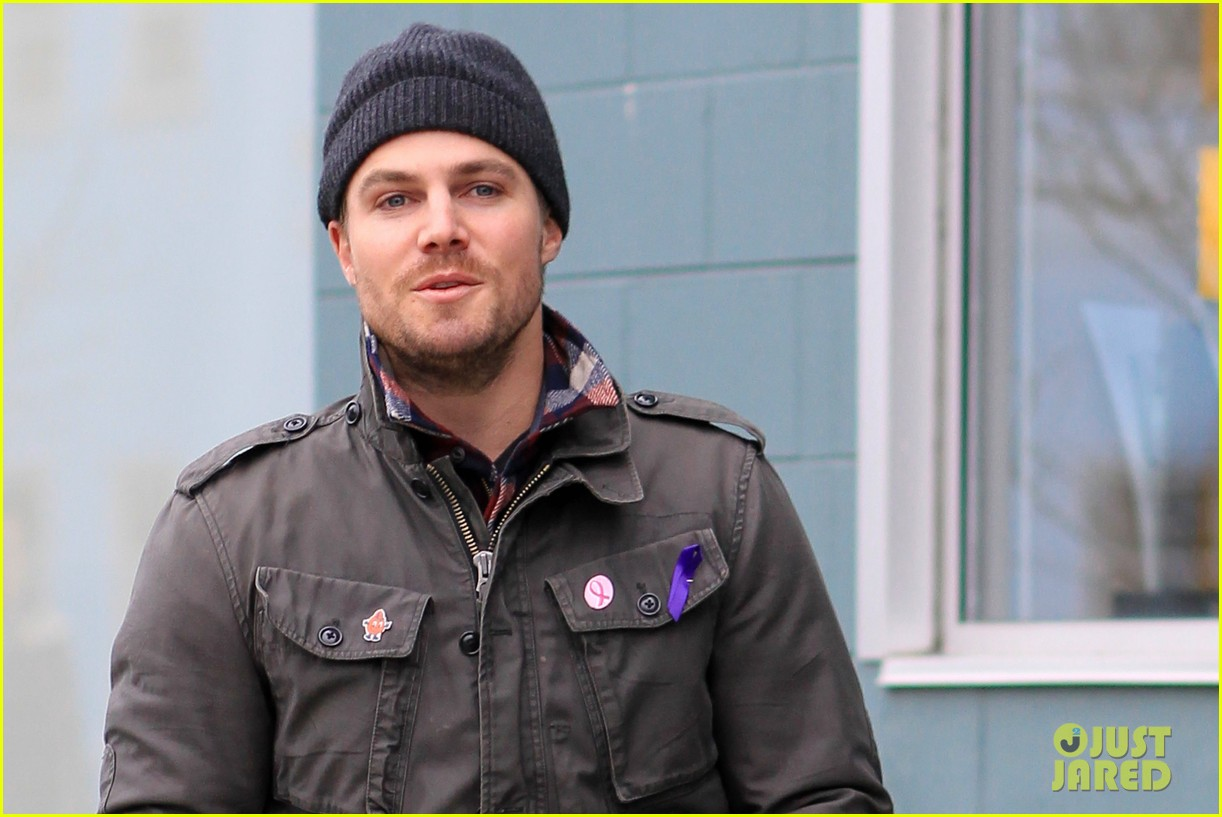 stephen amell i want to host saturday night live 042793579