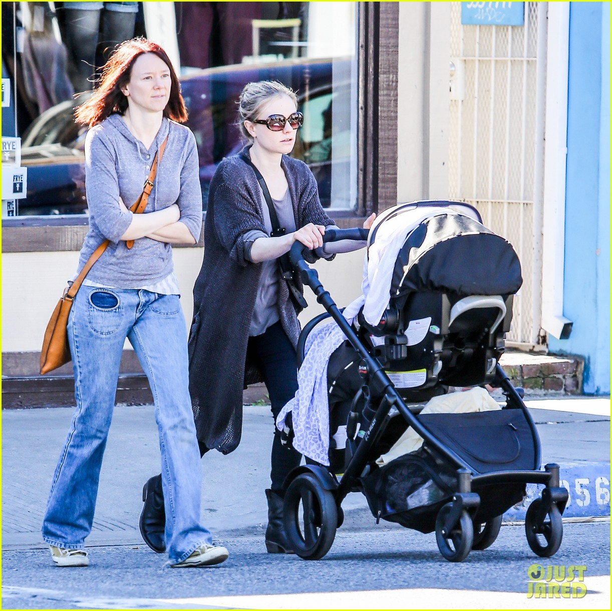 anna paquin stephen moyer shopping with the twins 092796659