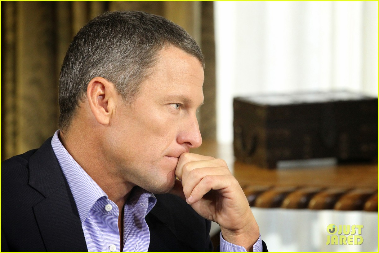 lance armstrong confesstion to oprah watch now 022793947