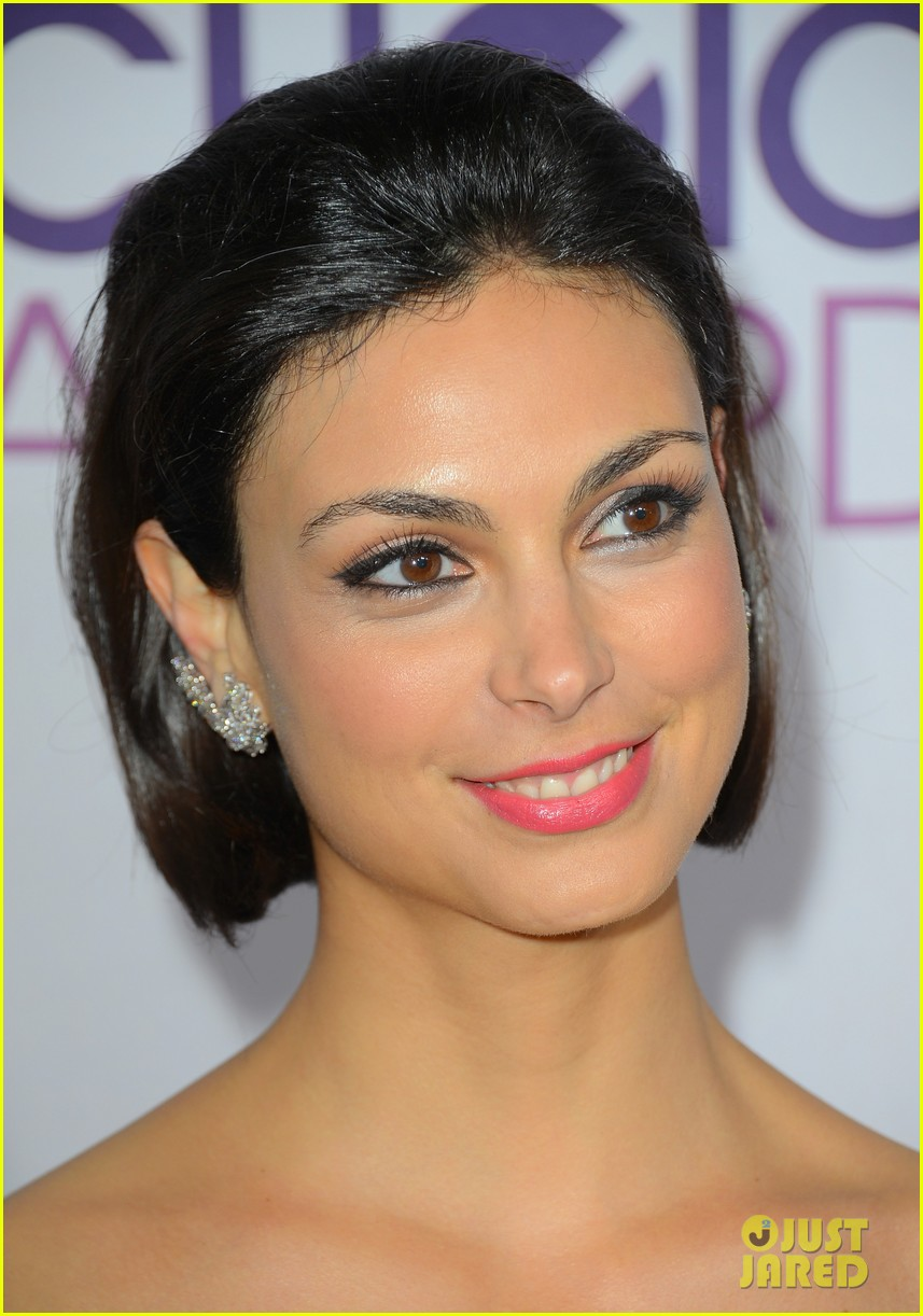 morena baccarin nathan fillion peoples choice awards 2013 02