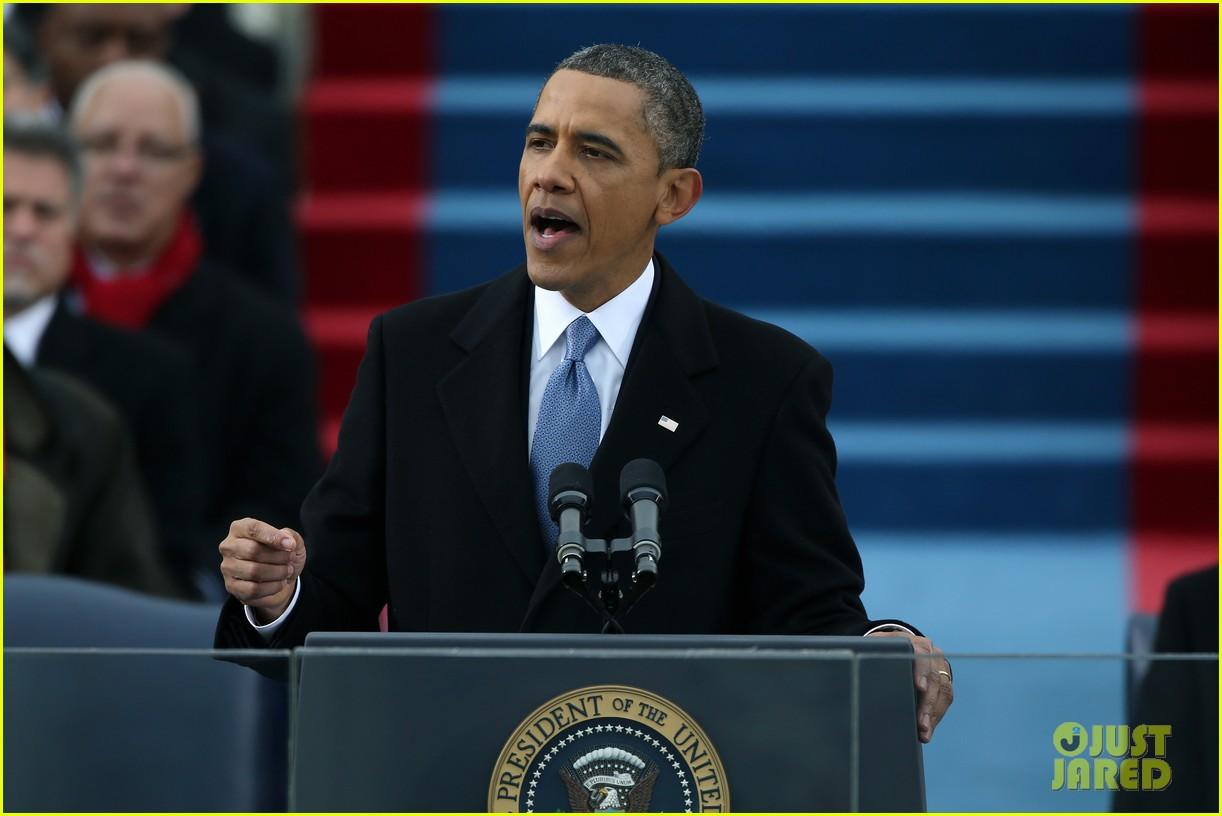 essay on obamas inauguration speech