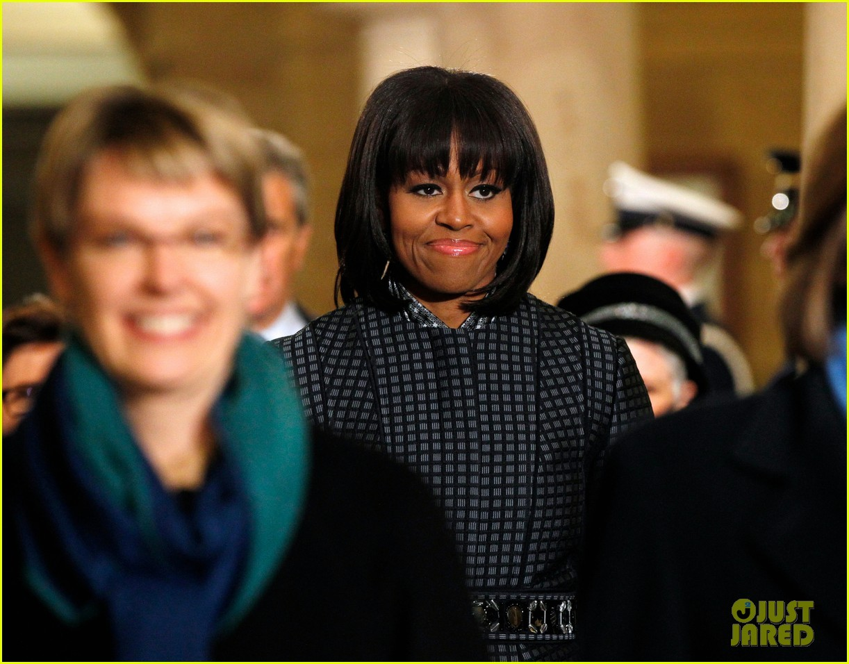 watch president obama being sworn in at second inauguration 102796127