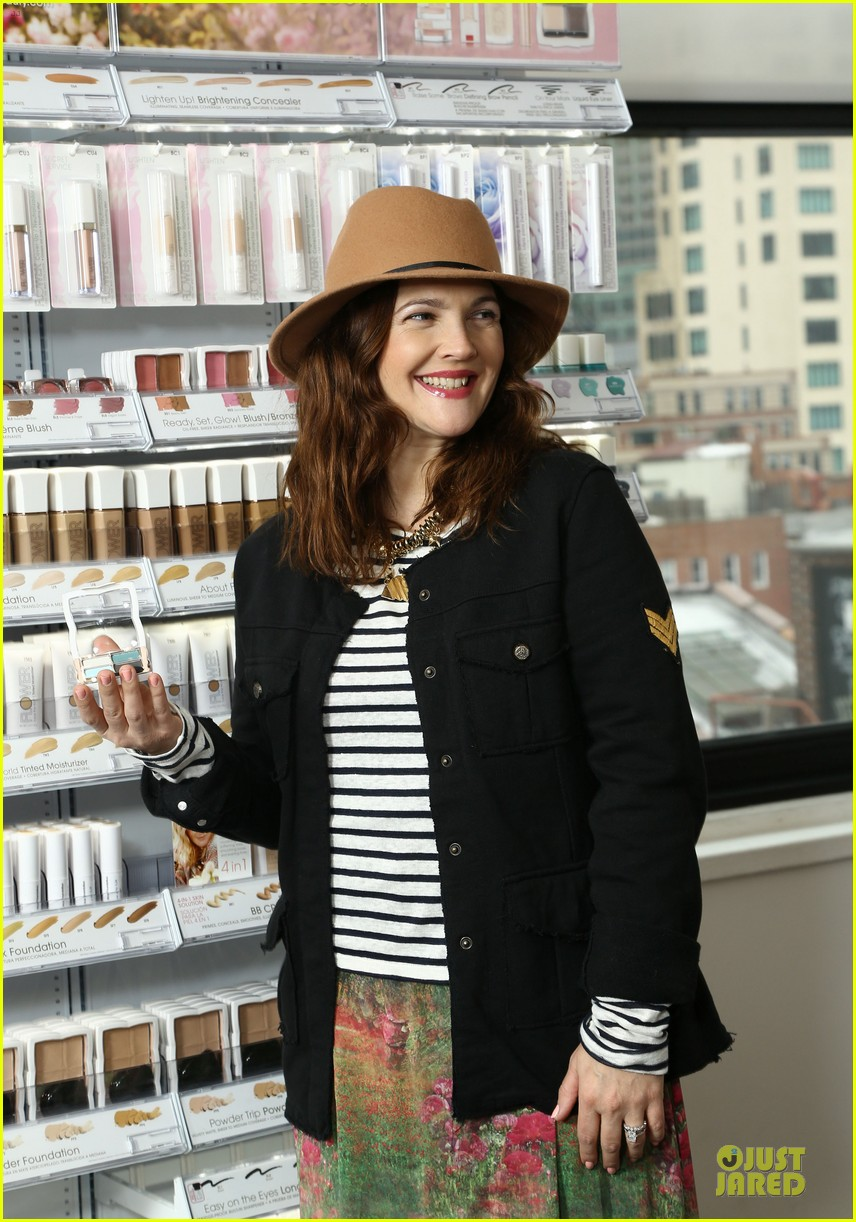 drew barrymore will kopelman flower launch party 022793069