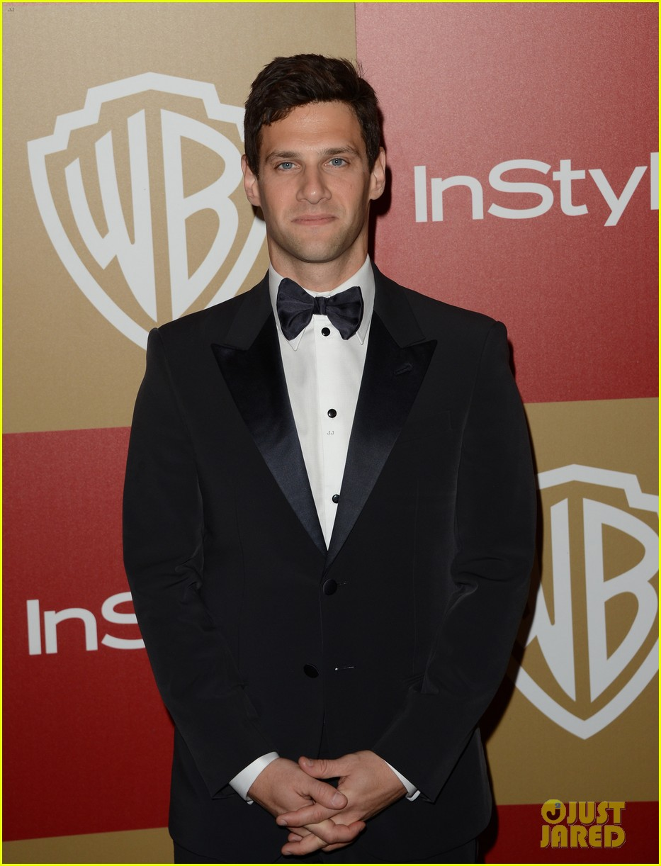 justin bartha georgia king golden globes parties 2013 042792077