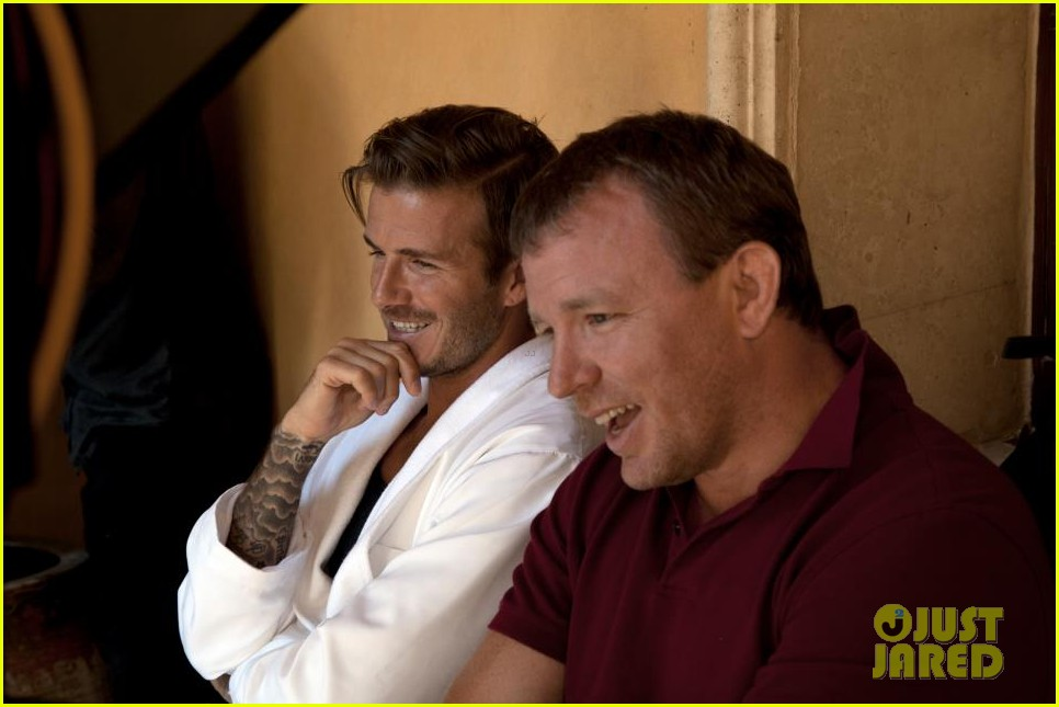 david beckham h m photo shoot sneak peek 02