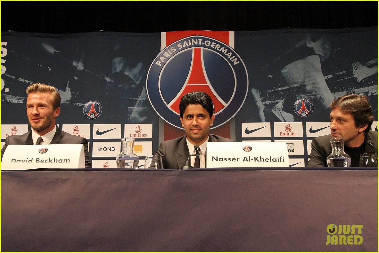 david beckham joins paris st germain soccer team 052801968