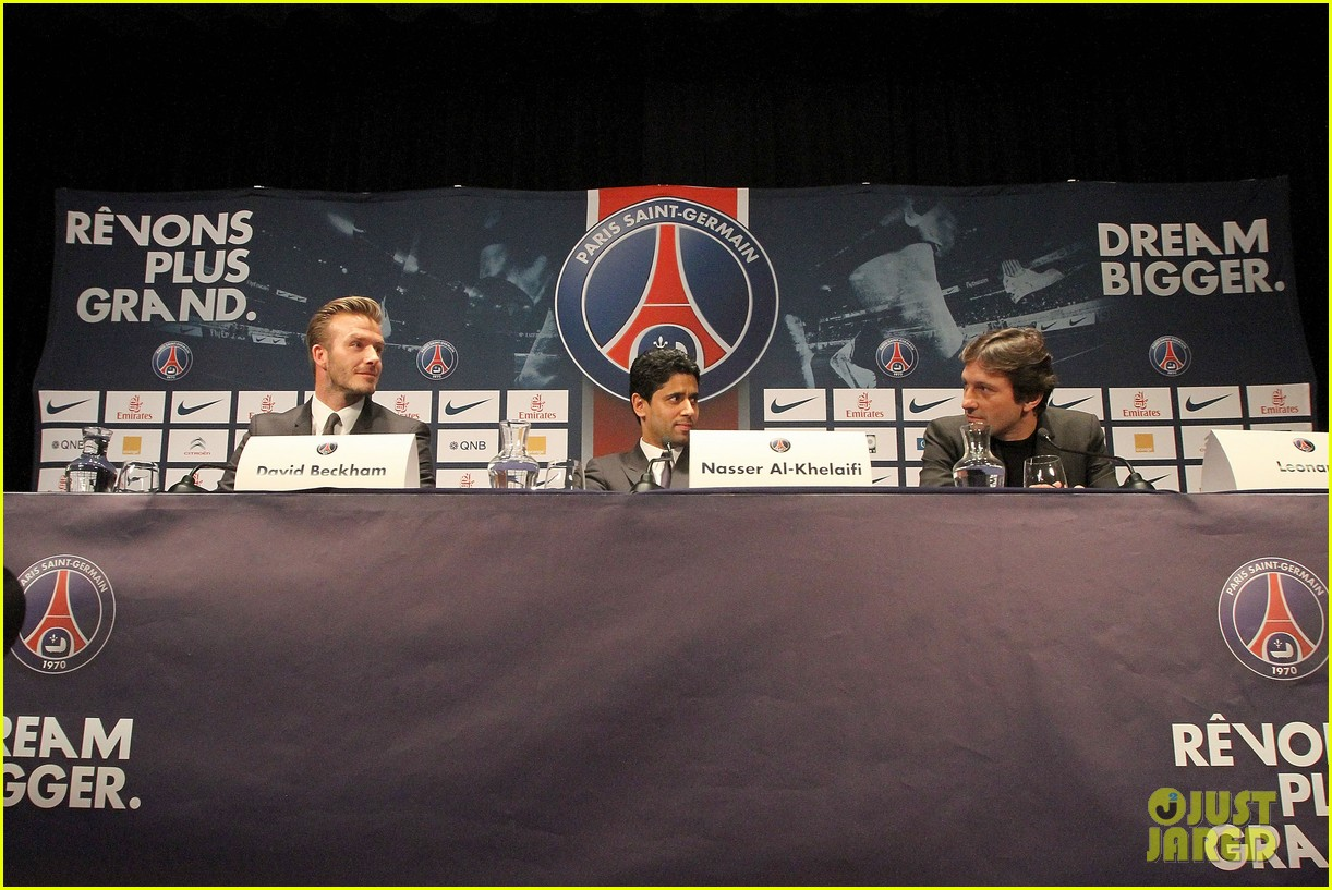 david beckham joins paris st germain soccer team 08